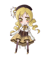 Doodle: Mami Tomoe by Yepa-chan