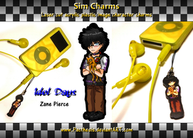 Zane charm by Pacthesis