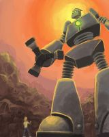Iron Giant by introvert13