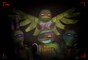 Five Nights at Turtles' by ShaelaTachi