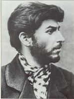 Stalin in young by Stalinlasar