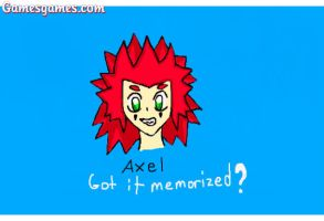 Axel by AllstarMS