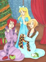 Christmas Eve by chelleface90