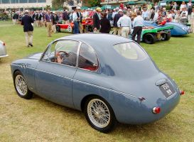 1949 Zagato Fiat 750 MM 1 of 8 by Partywave