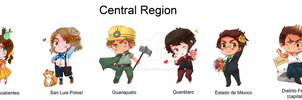 APH: HetaStates Mexico - Central Region by NerdyJones