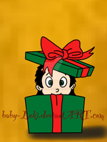 The Gift of Mischief by Baby-Loki