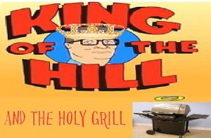 KOTH:the Holy Grill by PrezDEagle