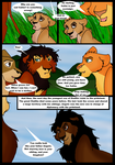 One for three and three for one page 57 by Gemini30