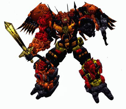 Predaking by Mjones456