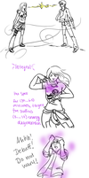 Guild Wars - Mesmer Magic by Spooky-the-Boo