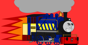 TTTE - Porter: The Fastest Engine Alive by Percyfan94