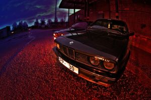 BMW E30 by puu4ux