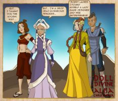 Avatar: TLA finished by dolldivine