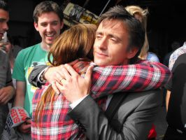 A Hug from Richard Hammond. by Geena-x