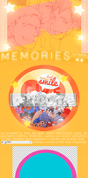 Memories [TUTORIAL] by letterboom
