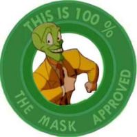 The Mask Approves! by Lolinondoda
