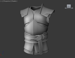Noname Armor - WIP01 by ImsumDave