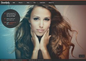 Serendipity a Fullscreen Photography WP Theme by the-webdesign