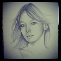 Kim Tae Yeon - SNSD/Girl's Generation/Shoujo Jidai by thumbelin0811