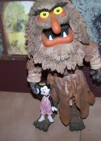 Dot and Sweetums by DaisyDayes