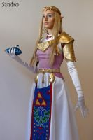 cosplay Zelda -14 by sadakochan87