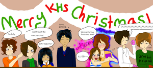 MERRY FUCKING CHRISTMAS by TheChavsStoleMeName