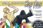 Support Hazy Daze on Tapastic! by Past-Chaser