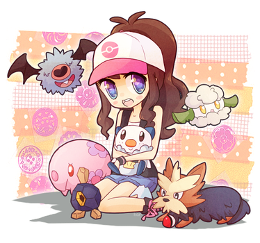 the cutest team by pepaaminto
