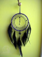 Midnight Universe Dream Catcher (Buyers Picture) by TheInnerCat