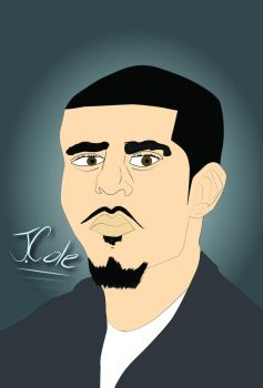 J. Cole by RdaVinci36