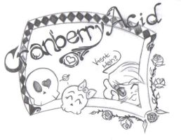 CranberryAcid's Signature by 0AngelicWings0