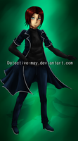 Concept Art - Sal (Adult) by Detective-May