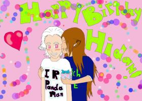 HAPPY BIRTHDAY HIDAN by FuNiSmYwAy