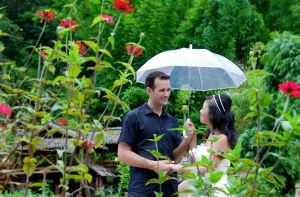 Garden Couple 19832219 by StockProject1