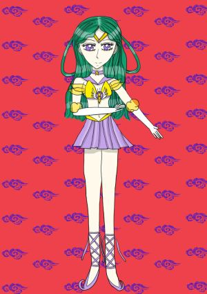 Sailor Tethys