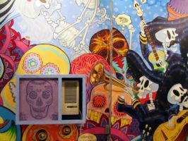 mural detail 2 by dehydrated1