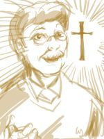 Ned Flanders by serushins