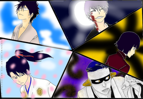 The Young Soul Reapers by Papyrvs