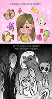 Welcome to my life by Bella-Gina
