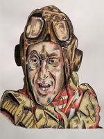Randall - Time Bandits by monkeyswithbrushes