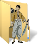FMA Brotherhood Folder Icon by GreedLin
