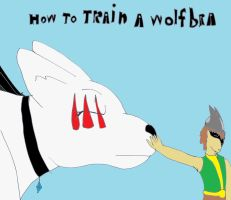 How To Train A Wolfdra by pd123sonic