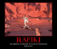 Rafiki by AwesomenessDK