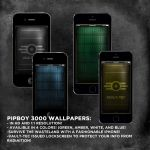 Vault-Tec Pipboy Wallpapers (Fallout 3/NV) by sitrirokoia