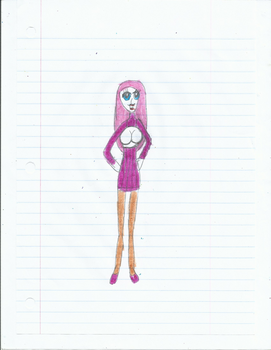 Practice Females Drawings (115) by justinandrew1984-01