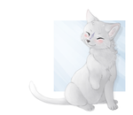 The White Cat by ThatWildMary