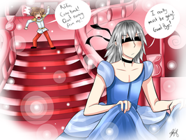 RIKU COME BACK!! D': by HappySmileGear