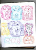 expresiones by Kkaty12