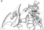 Hecarim Sketchy Version by Wilku333