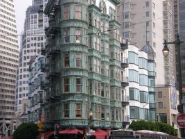 San Fran by Heypolin